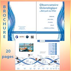 Brochure A4 de 20 pages